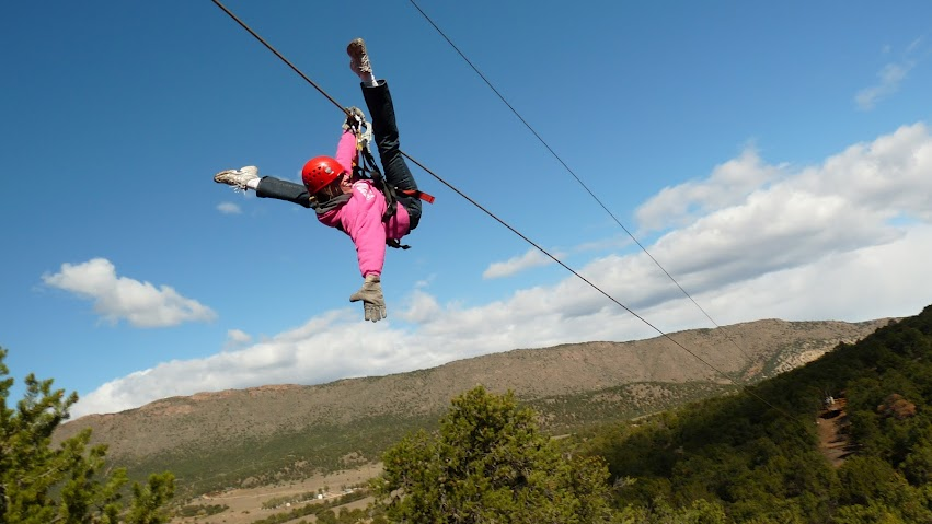 Zip Line Tours Colorado