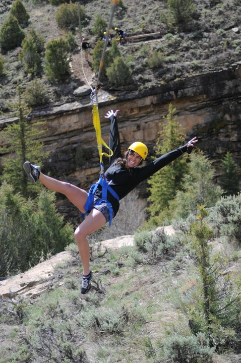 colorado zip line