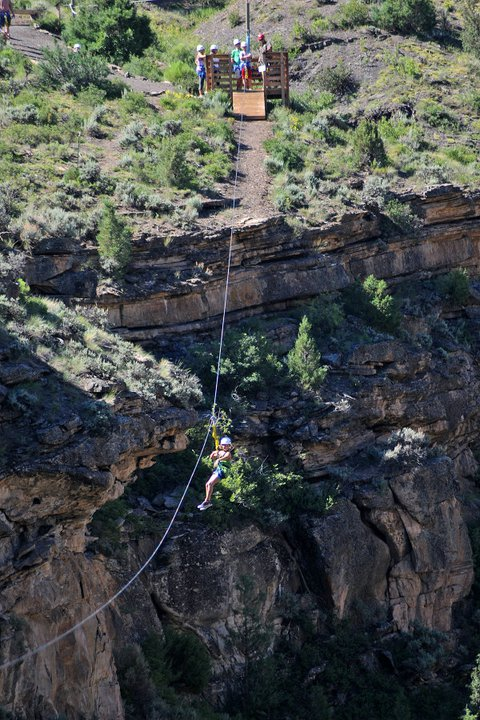 zipline colorado