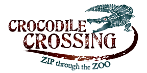 Alligator Farm Zip Line Logo