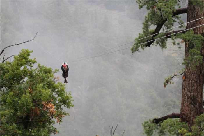 Zipline Tour California - Navitat